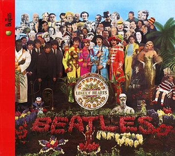 Picture of Beatles CD Sgt. Peppers (2009 Remaster)